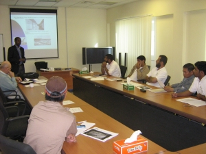 Owner Training, Al Ansab, Oman WWTP
