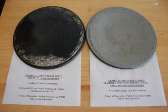SSI Aeration Test Exhibits