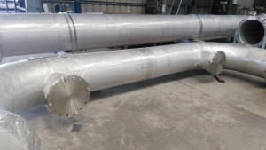 Stainless Yard Pipes