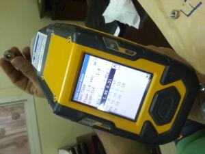 Testing hardware