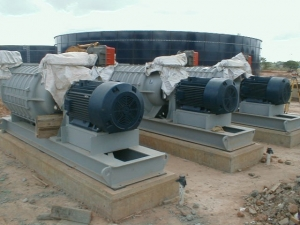 Multistage Centrifugal Blowers - South America