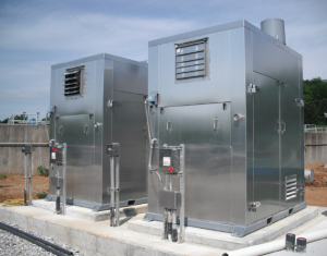 Blower Packages with Sound Reduction Enclosures to 80 dBa