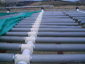 AFTS-31000P Instalation (Doña Juana, Colombia -Leachate Landfill)