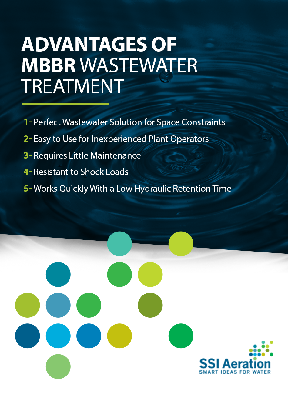 advantages of mbbr wastewater treatment