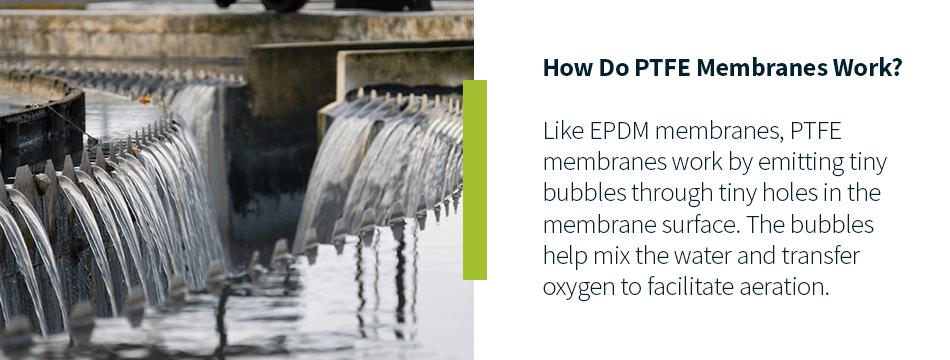 How do PTFE Membranes work?